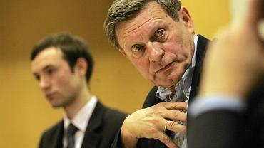 Prof. Leszek Balcerowicz, trzykrotny wicepremier i minister finansów, były prezes NBP, przewodniczący rady FOR