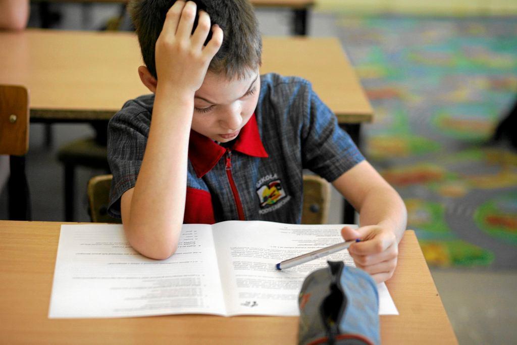 Powrót do szkół. Nauczyciele zapowiedzieli liczne testy i sprawdziany