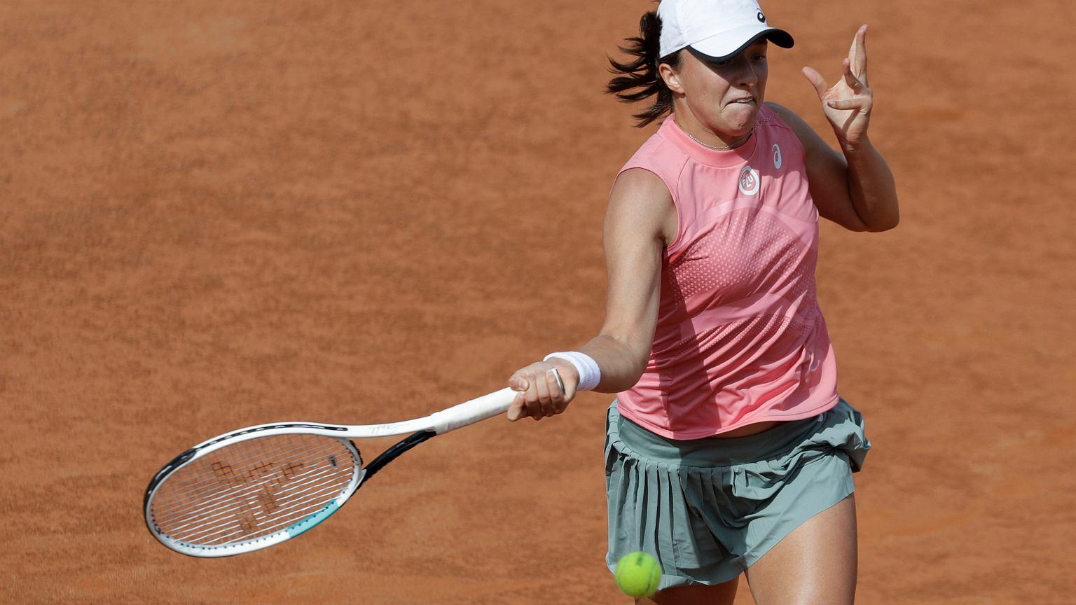 Iga ¦wi ± tek – Karolina Pliskova.  Unde și când urmăriți finala? [TRANSMISJA TV, STREAM ONLINE] Tenis