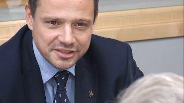 Rafał Trzaskowski w TOK FM