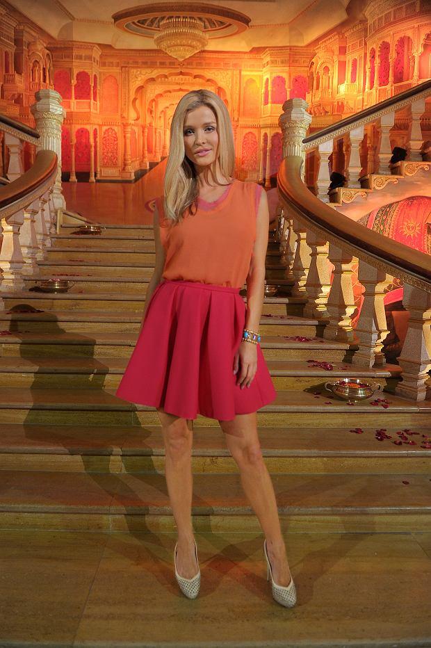 Joanna Krupa, indie, top model
