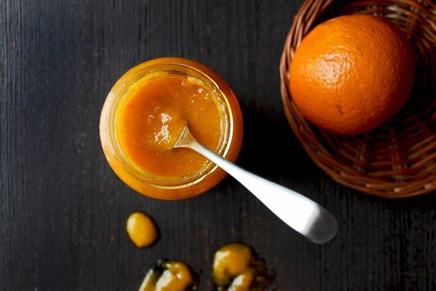 Domowy dżem z pomarańczy