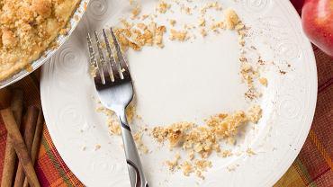 Z ukradzionego ciastka zostały tylko okruszki