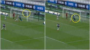 Kuriozalny gol Romelu Lukaku w meczu Interu z Udinese w ostatniej kolejce sezonu Serie A