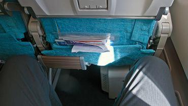 Brak odpowiedniej przestrzeni na nogi to problem, z którymi pasażerowie zmagają się na pokładach wielu przewoźników