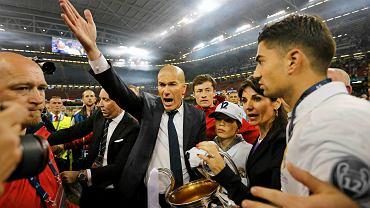 Real Madryt w Lidze Mistrzów będzie bronił tytułu.