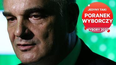 Waldemar Pawlak w Poranku Wyborczym