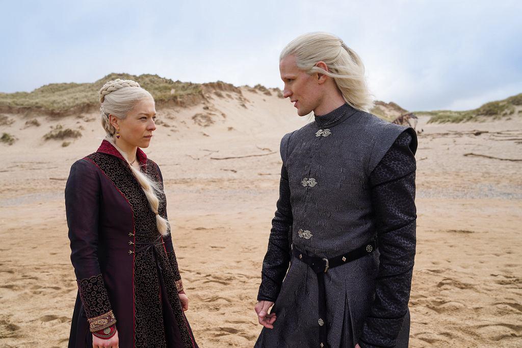 Rhaenyra Targaryen i Daemon Targaryen