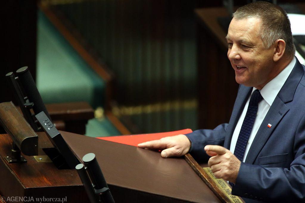 Marian Banaś, szef Krajowej Administracji Skarbowej