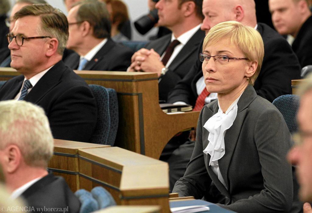 Europarlamentarzystka PiS Beata Gosiewska
