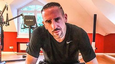Franck Ribery przejdzie testy medyczne w Fiorentinie