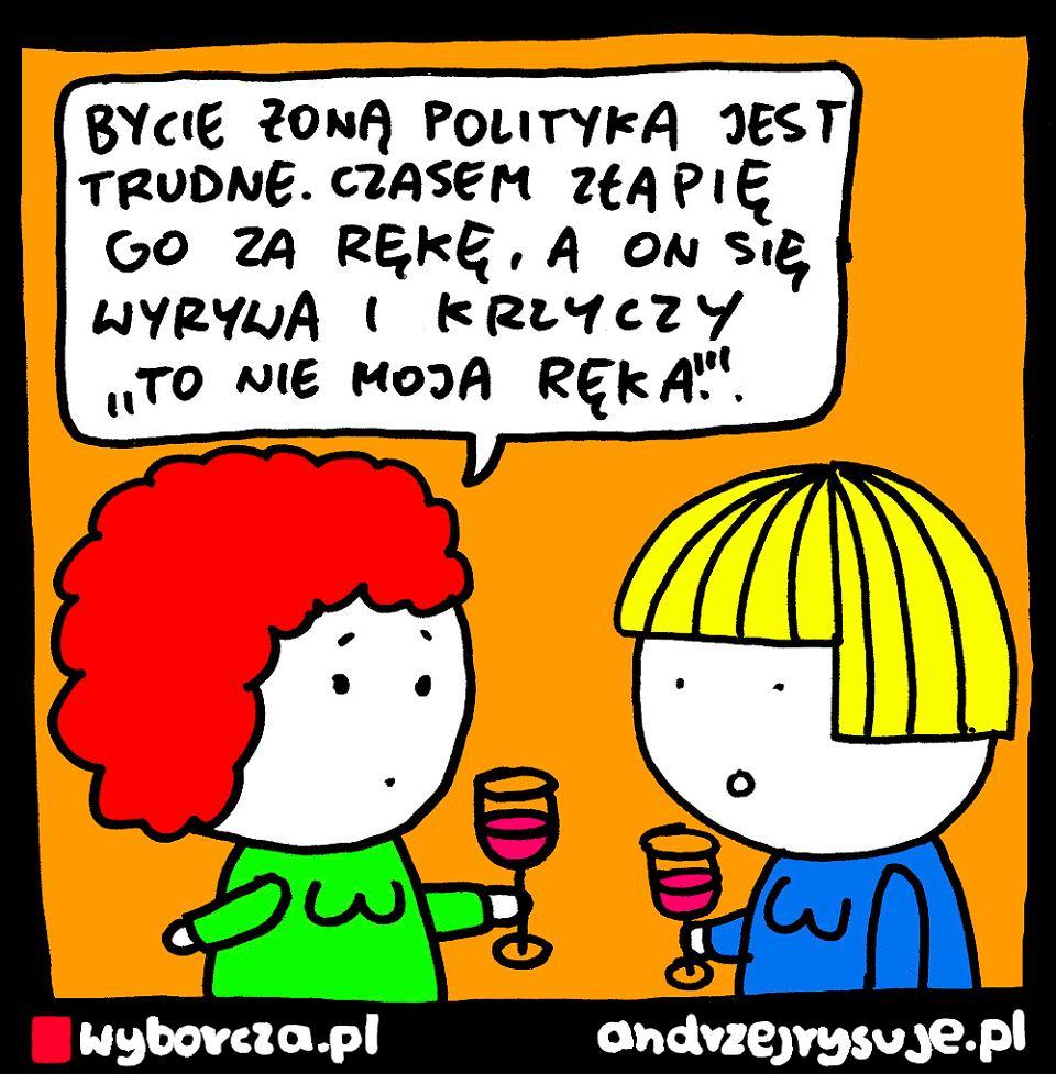 Andrzej Rysuje | TRUDNE SPRAWY - Andrzej Rysuje, 23.08.2019 - null