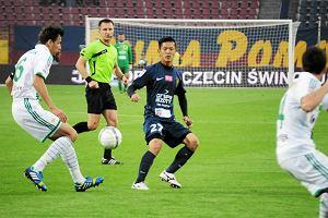 Japonia kolejnym katem Lechii. W ekstraklasie gole strzelali jej piłkarze z 25 krajów