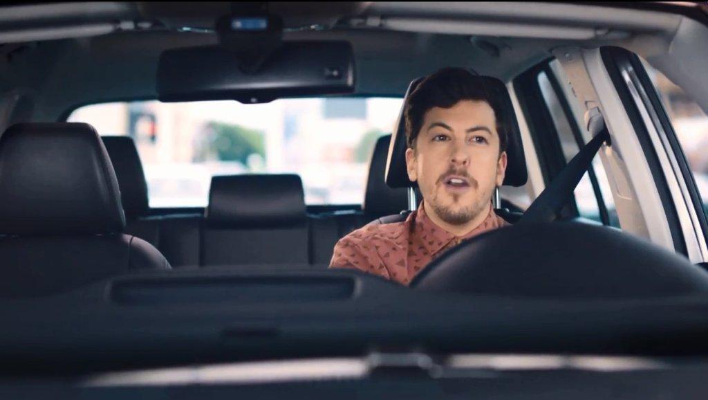 Volkswagen App-Connect w reklamie