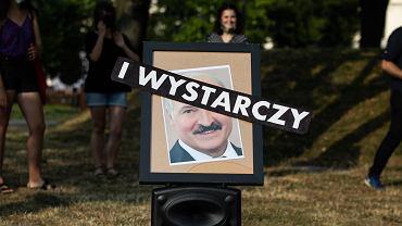 Pikieta solidarnościowa z Białorusią 7 sierpnia miała miejsce w Lublinie