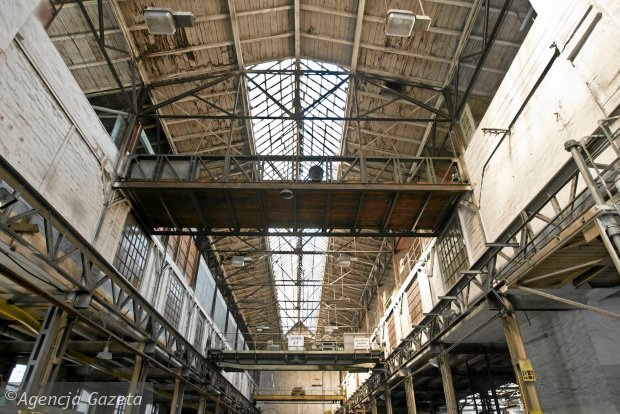 Zdjęcie numer 9 w galerii - Zwiedzali 150-letnią fabrykę obrabiarek na Wilczaku [ZDJĘCIA]