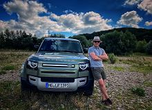 Opinie Moto.pl: Land Rover Defender 110 2.0D 240 KM S - test: Jego wysokość Defender