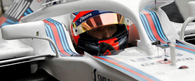F1. Ekspert: Robert Kubica nie jest najlepszym wyborem dla Williamsa