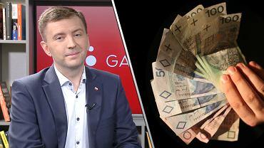 Łukasz Schreiber, sekretarz stanu w Kancelarii Prezesa Rady Ministrów był gościem rozmowy Gazeta.pl