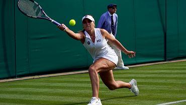 Potężna sensacja w Wimbledonie! Kolejna faworytka szybko odpada. Aż 41 błędów!
