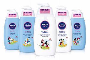 Dbamy jak Mama i Tata, bawimy się jak Myszka Miki i Kaczor Donald! Nowa, limitowana edycja NIVEA Baby & Disney