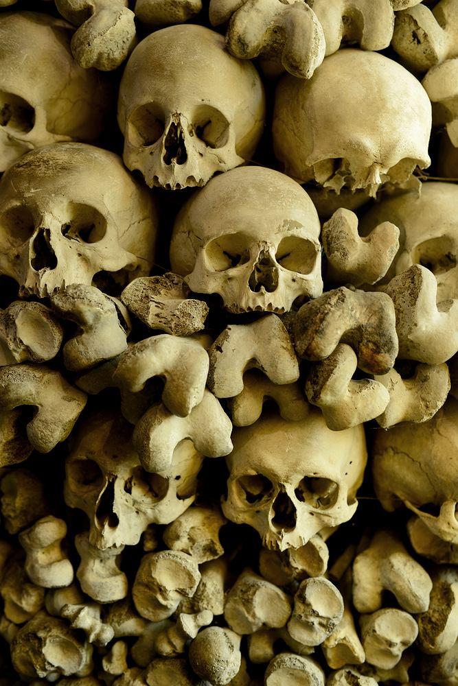 Kaplica czaszek, Czermna. Zdjęcie ilustracyjne