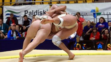 Sumo to jedna z dyscyplin World Games