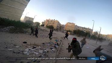 Atak bojowników ISIS na posterunek policji na Synaju z 11 stycznia 2017 r.