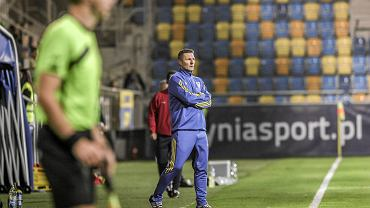 Grzegorz Niciński, trener Arki Gdynia