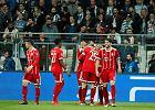 Liga Mistrzów. Besiktas - Bayern. Lewandowski bez sytuacji, ale Bayern pokazał moc
