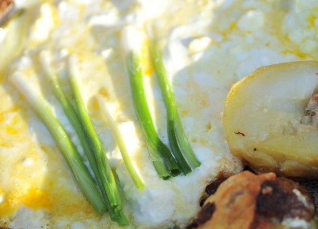 Kodeńska jajecznica