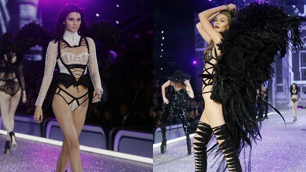 Zdjęcie numer 1 w galerii - Victoria's Secret 2016. Gigi o włos od MEGA wpadki, a Kendall? Tak skąpych majtek nie widzieliście!