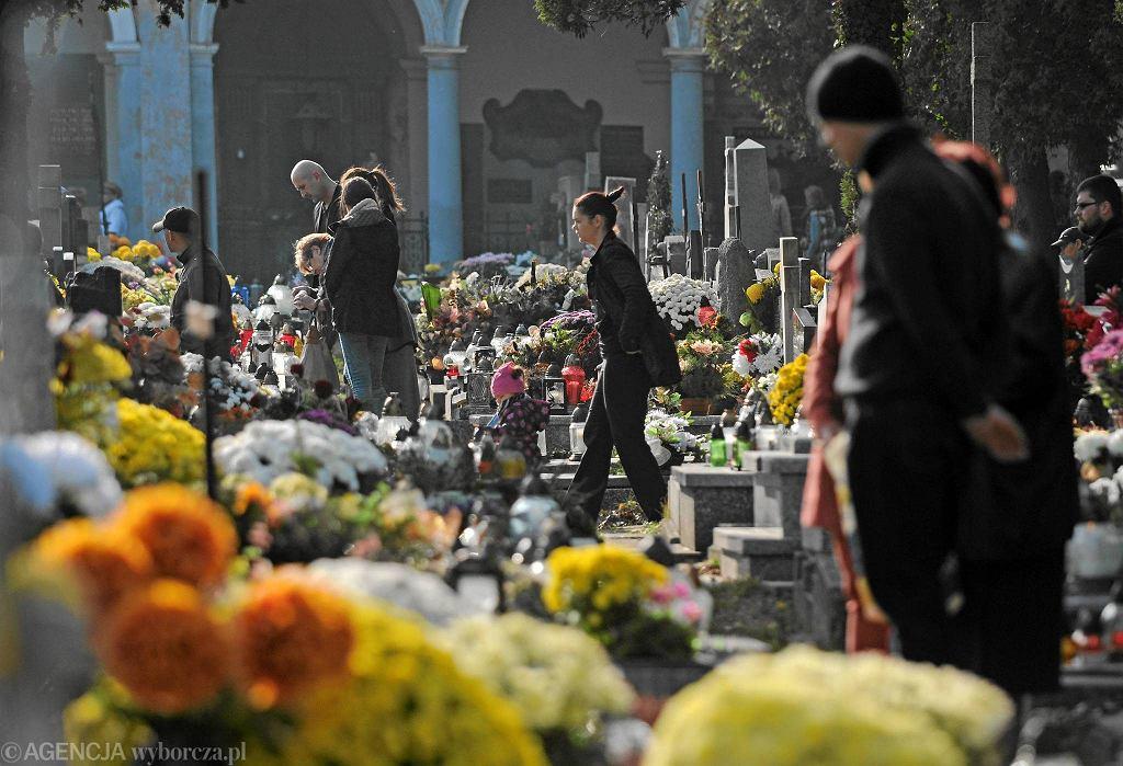 Cmentarz komunalny w Bielsku-Białej