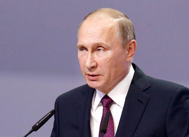 Putin forsuje Nord Stream 2, aby zalać Europę rosyjskim gazem