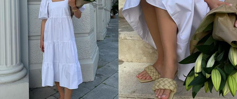 Wielka wyprzedaż butów Reserved na lato - sandały, espadryle oraz klapki za grosze! Ceny już od 29,99 zł