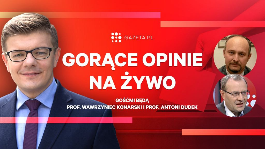Wieczór wyborczy Gazeta.pl