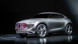 Mercedes Vision G-Code