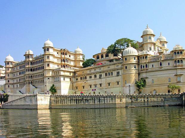 The Taj Lake Palace