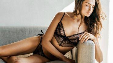 Bielizna Perilla, kampania z modelką Natalią Król