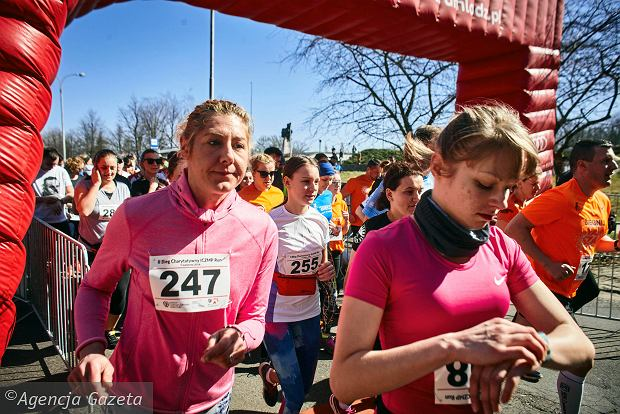Zdjęcie numer 50 w galerii - Otwarcie sezonu biegowego w Łodzi.