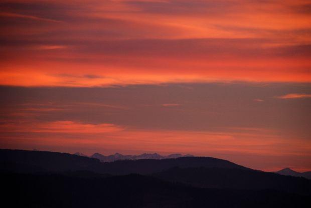 Zdjęcie numer 11 w galerii - Nauczyciel pokochał Beskidy. Fotografuje góry o każdej porze roku [ZDJĘCIA]