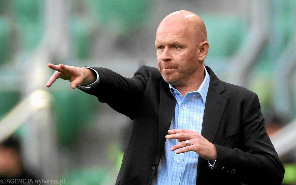 Henning Berg, trener Legii