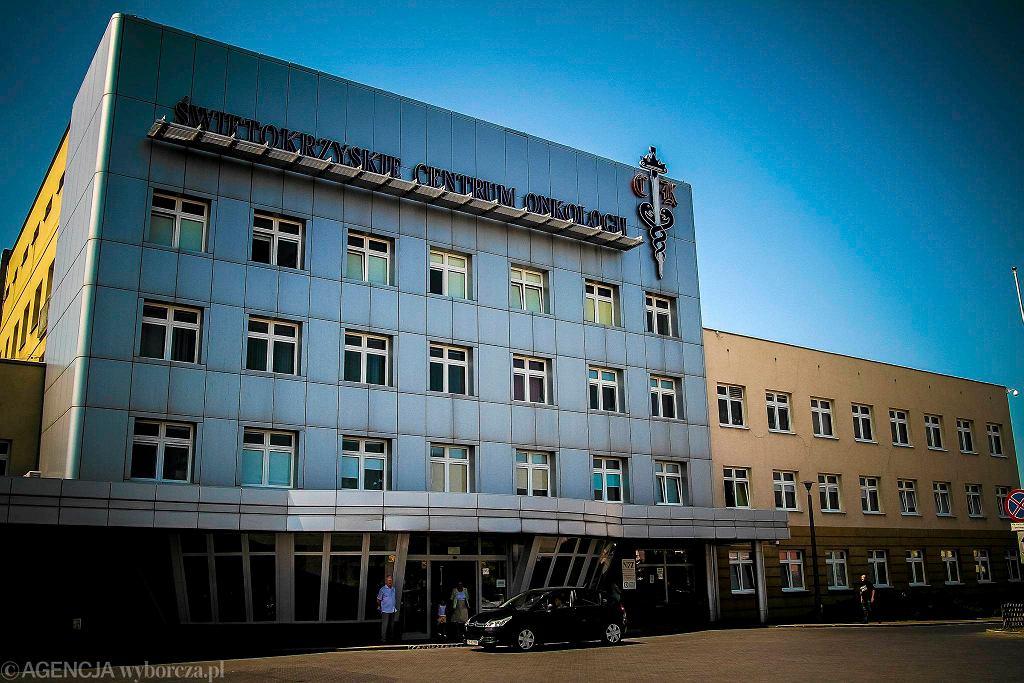 Kielce, Świętokrzyskie Centrum Onkologii