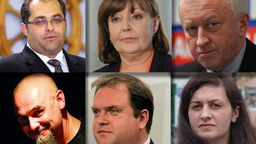 Kandydaci do Parlamentu Europejskiego - okręg XIII, Gorzów