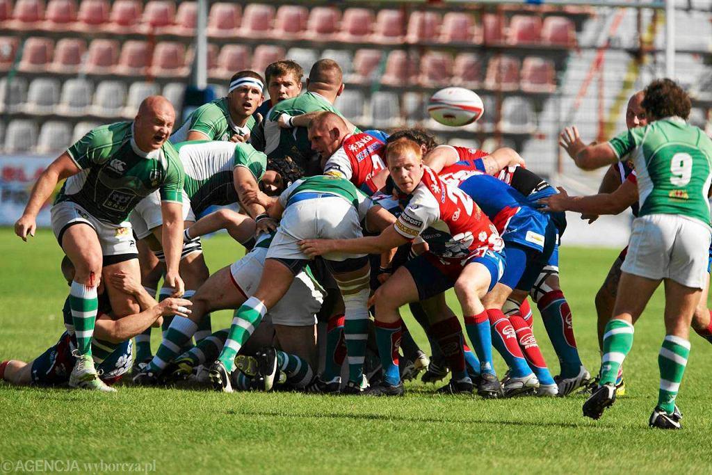 Budowlani w przegranym finale z Lechią Gdańsk na Widzewie