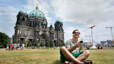 Berlin to jedna z najtańszych stolic do życia w całej Europie / fot. Shutterstock