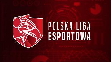 Logo Polskiej Ligi Esportowej
