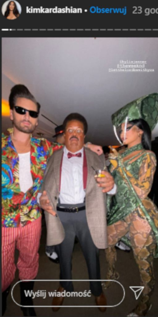 Scott Disick, The Weeknd, Kylie Jenner