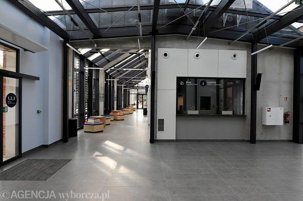 Zdjęcie numer 14 w galerii - Była rudera. Teraz jest nowoczesny dworzec za 17 milionów złotych