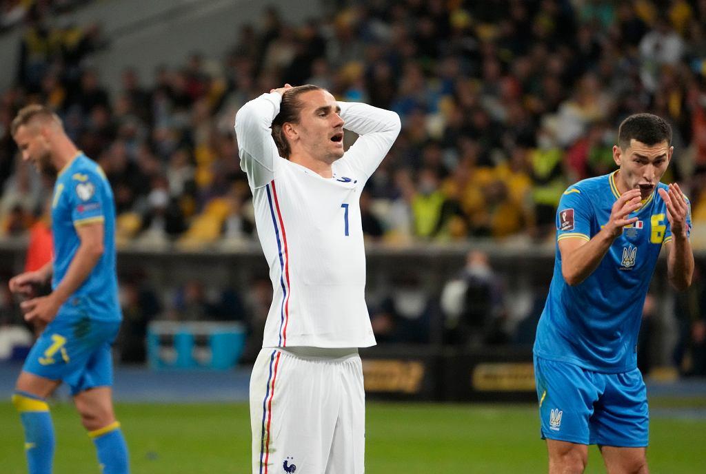 Ukraine France WCup 2022 Soccer